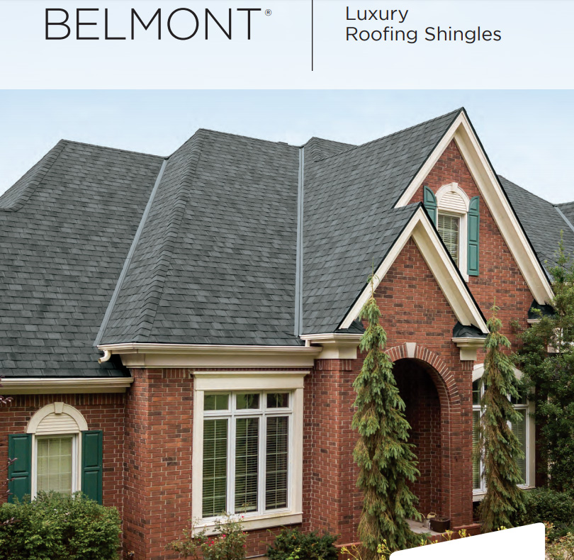 Belmont 174 By Certainteed Bel Islands Home Improvement