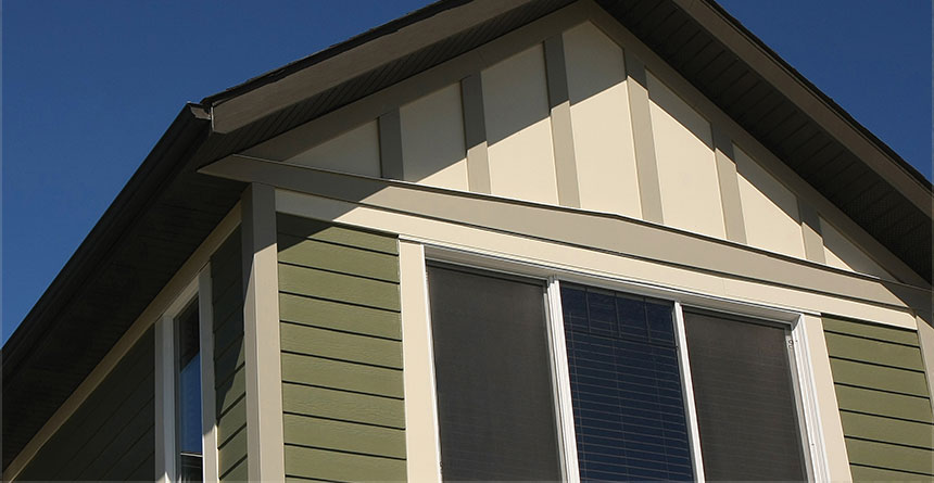 Hardiepanel 174 Vertical Siding Bel Islands Home Improvement