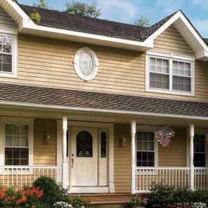 Icon™ composite siding by CertainTeed | Bel Islands Home